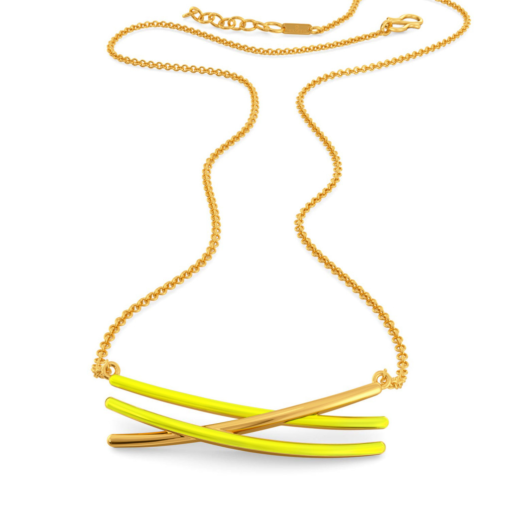 The Tuscan Sun Gold Necklaces