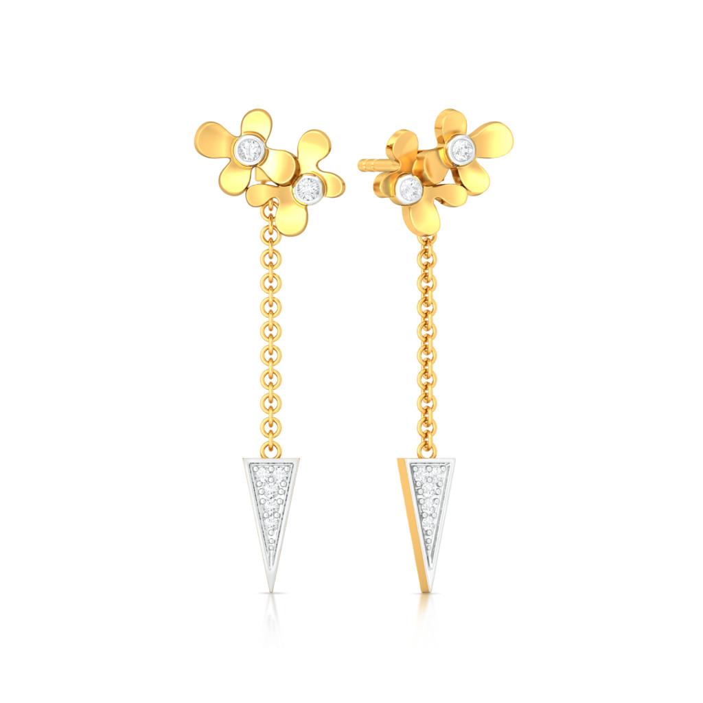 Cult of Cute Diamond Earrings