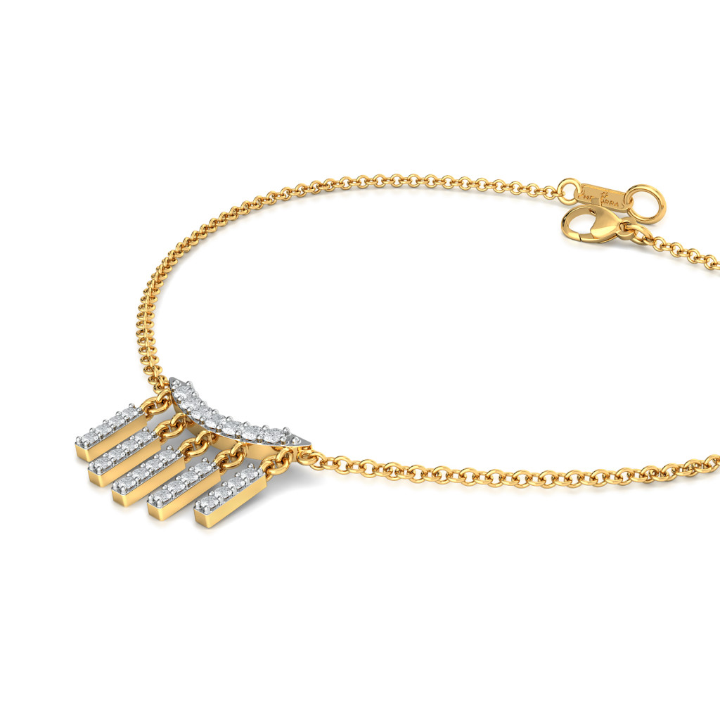 Sparkling Strands Diamond Bracelets
