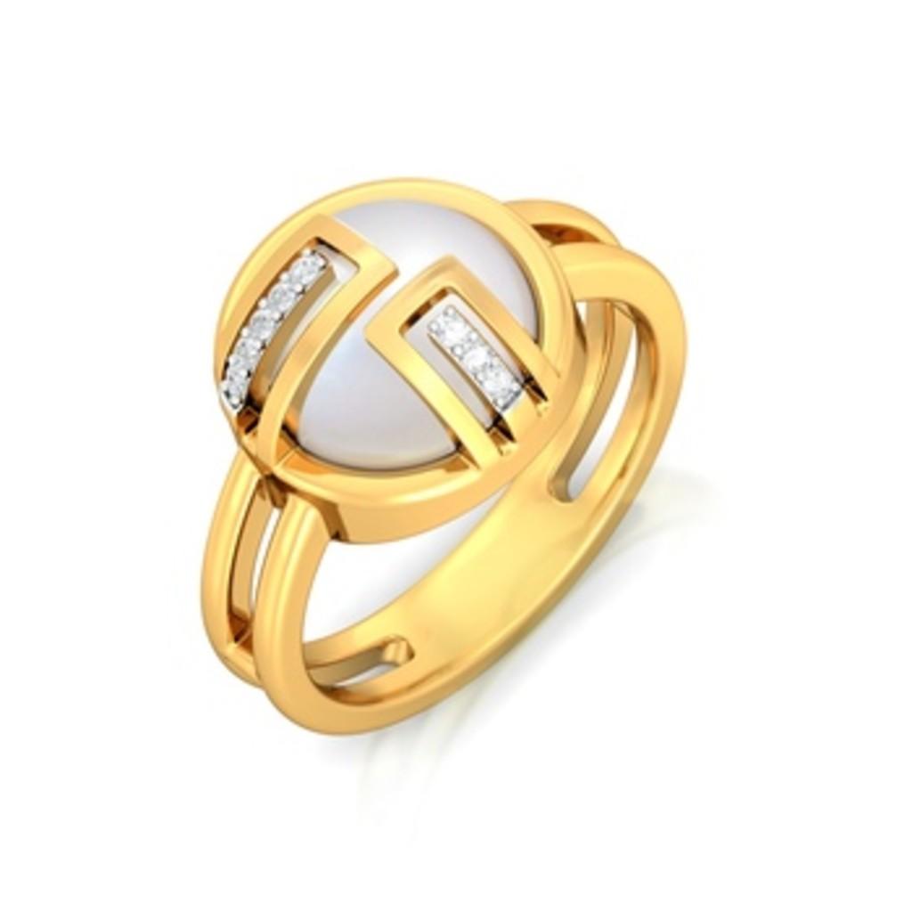 Eye for Trend Diamond Rings
