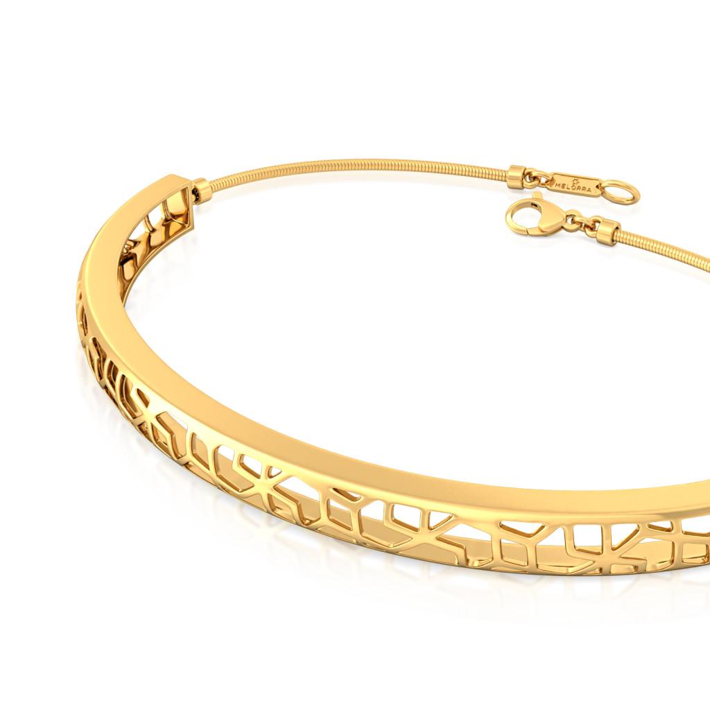 Gold Web Gold Bracelets