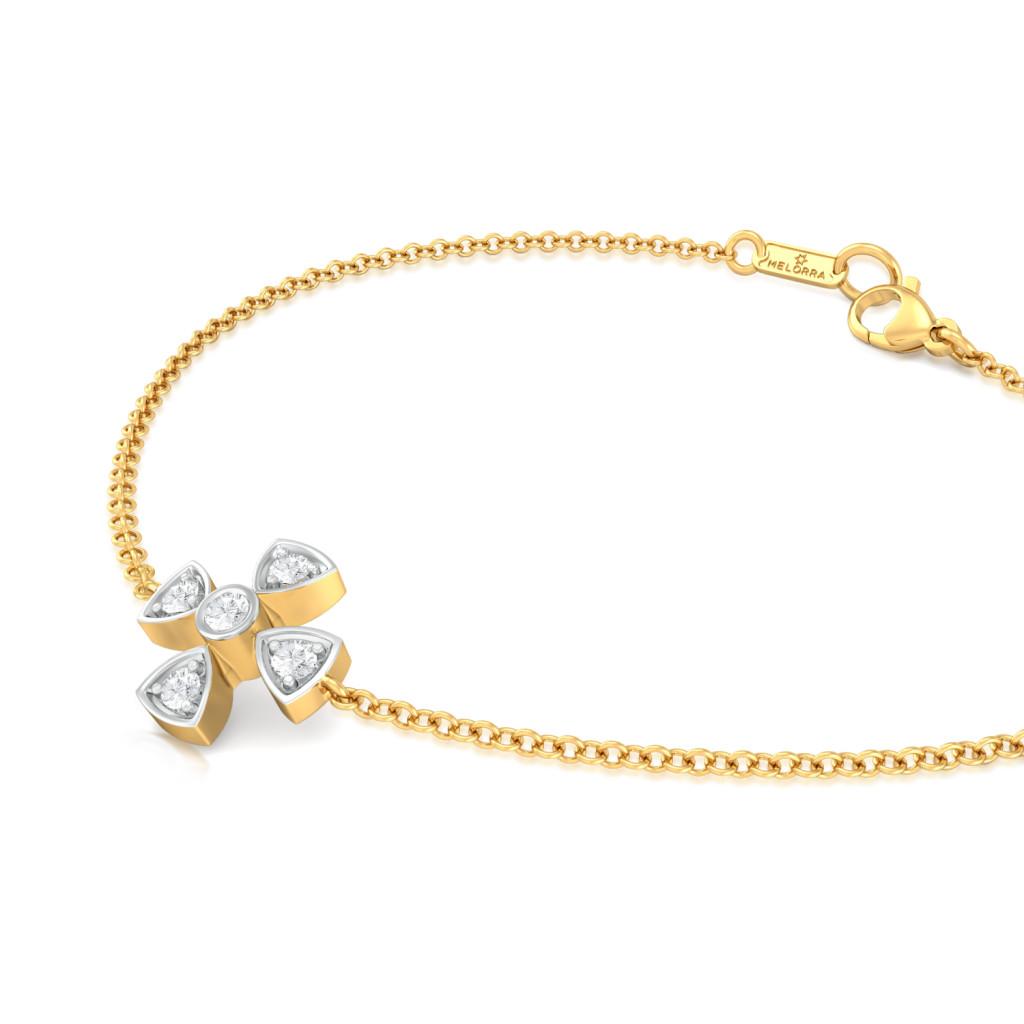 Plush Plus Diamond Bracelets