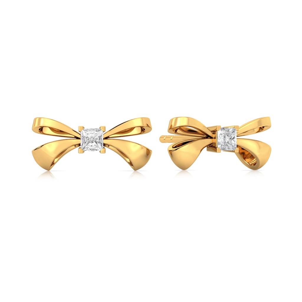 Sapphire Desire Gemstone Earrings