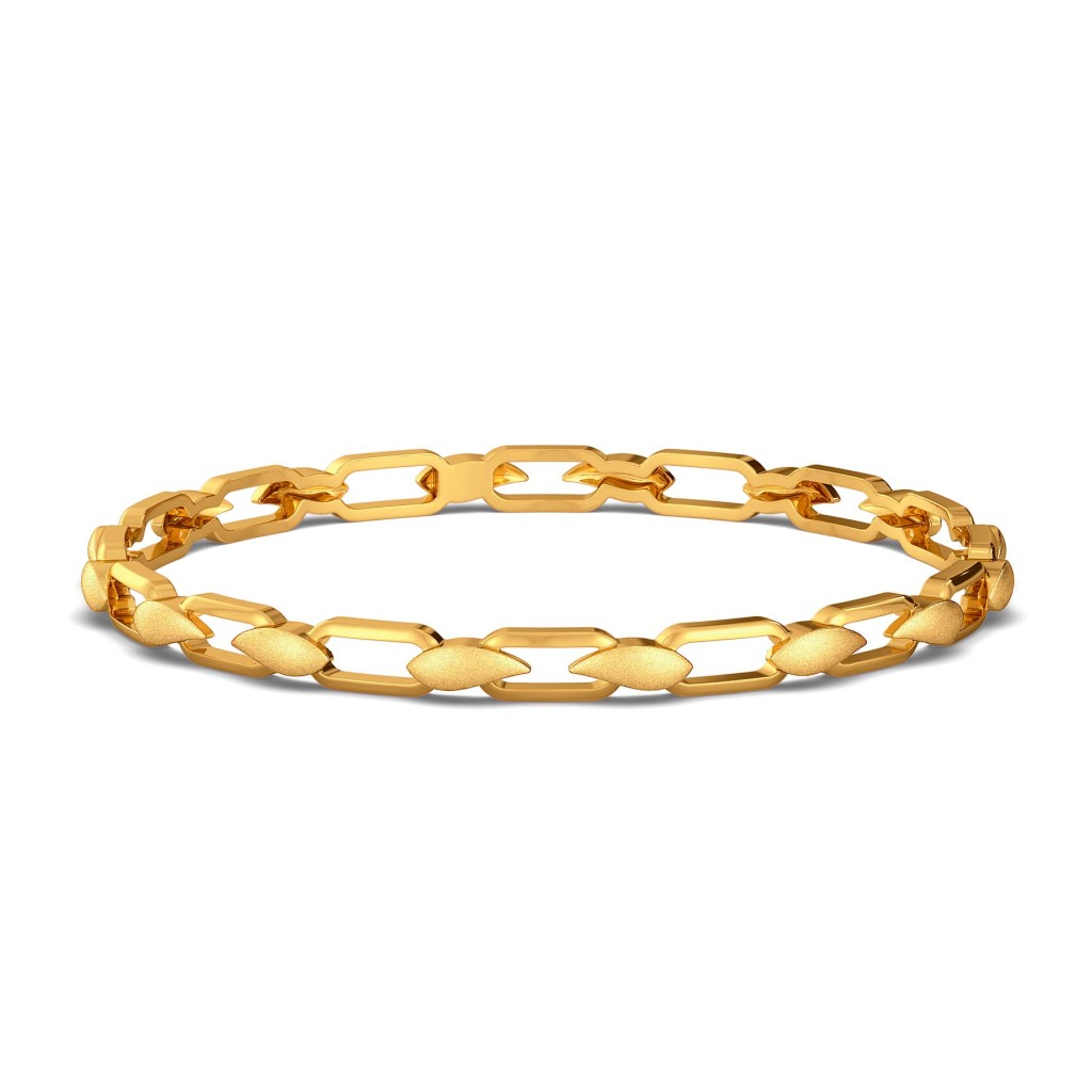 Link O Paisl Gold Bangles