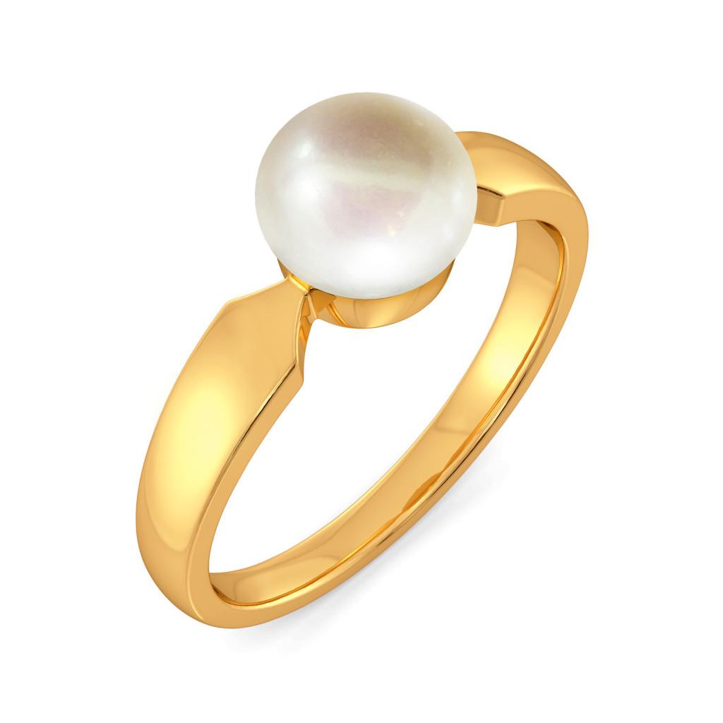 Polka Party Gemstone Rings