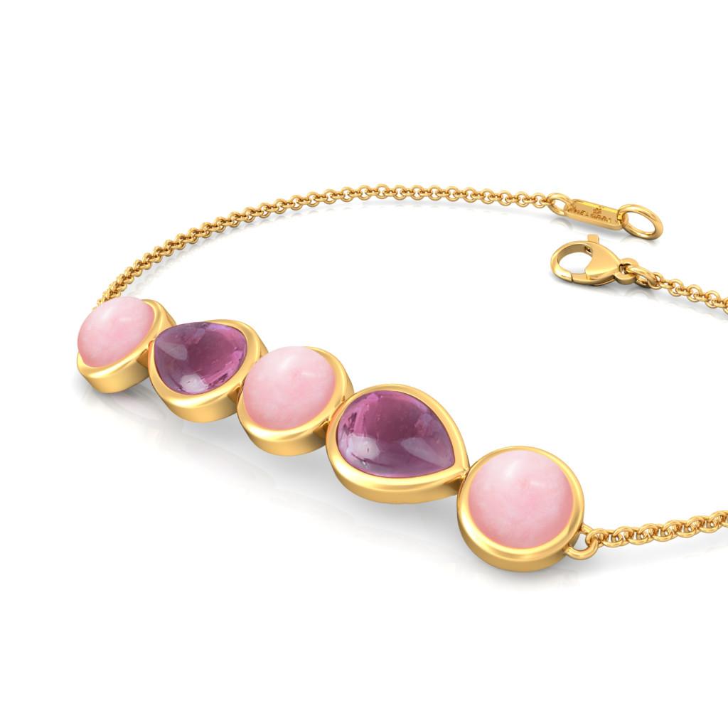 Sangria Summer Gemstone Bracelets