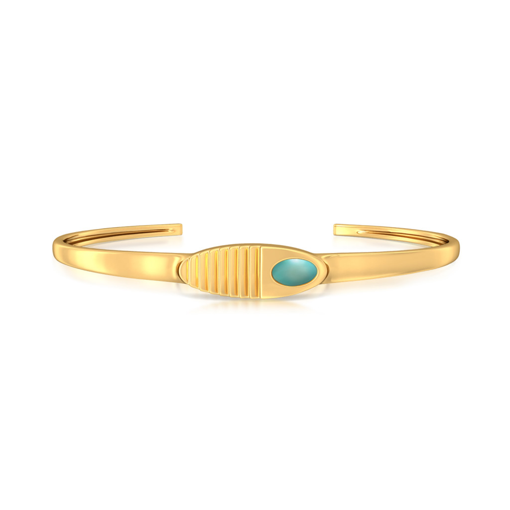 Skylight Gold Bangles