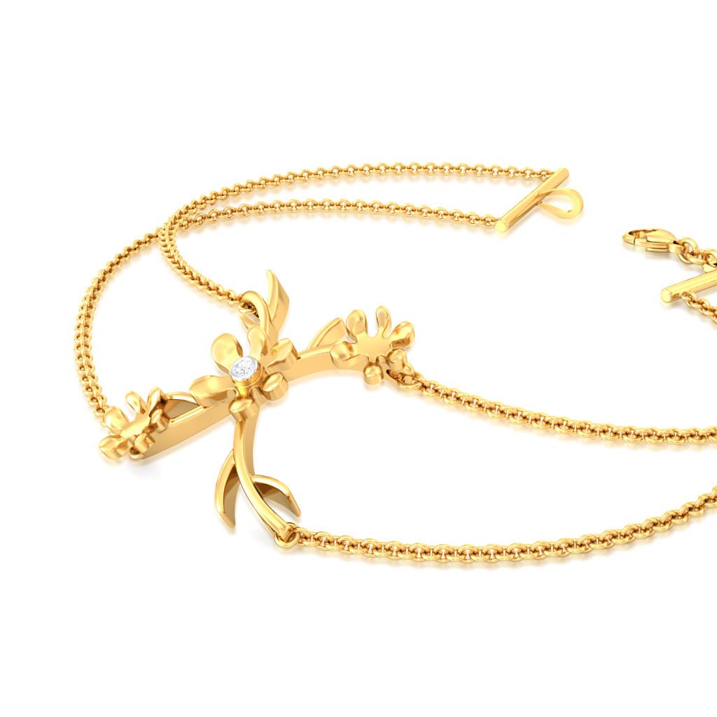 Forget-Me-Not Gemstone Bracelets