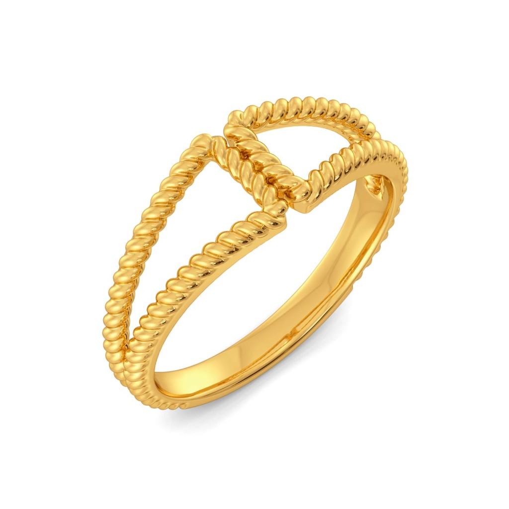 Trinity Fair Gold Rings