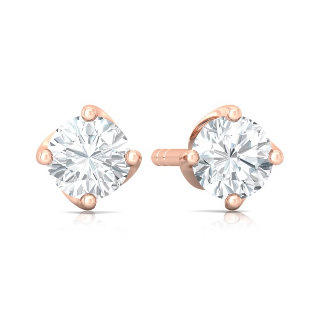 Sparklers Diamond Earrings