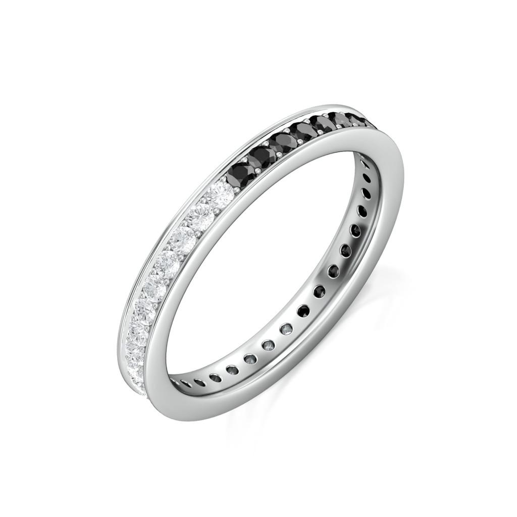 Sting ray Diamond Rings