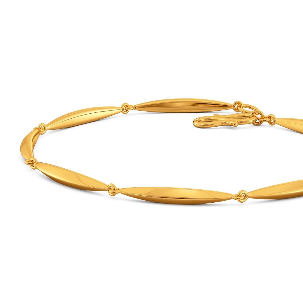 The Lens Prance Gold Bracelets