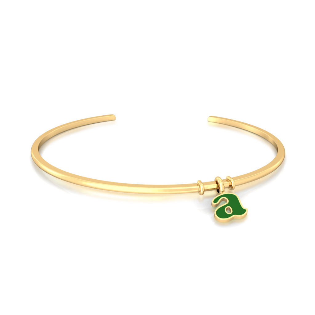 A-lister Gold Bangles