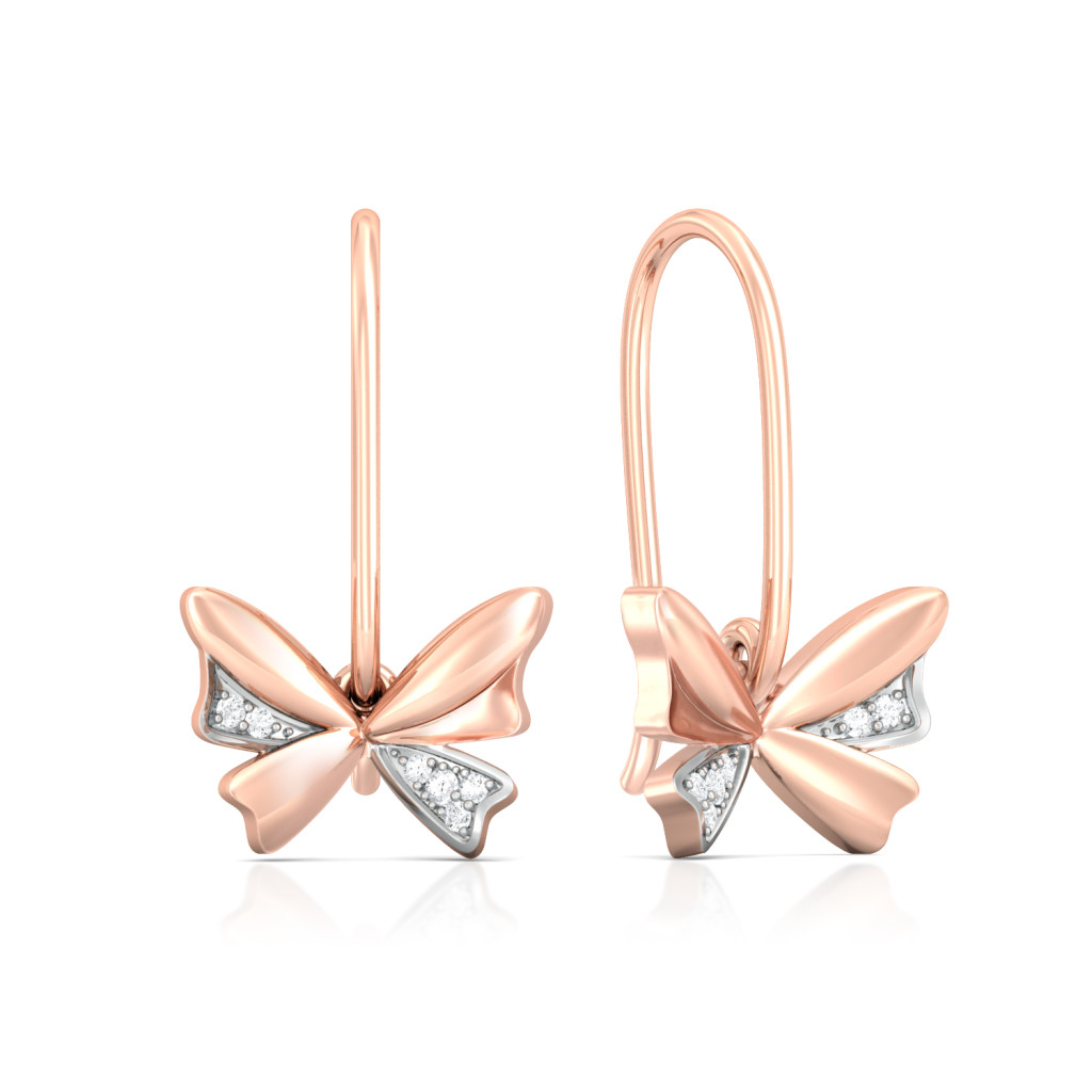 Pretty Muse Diamond Earrings
