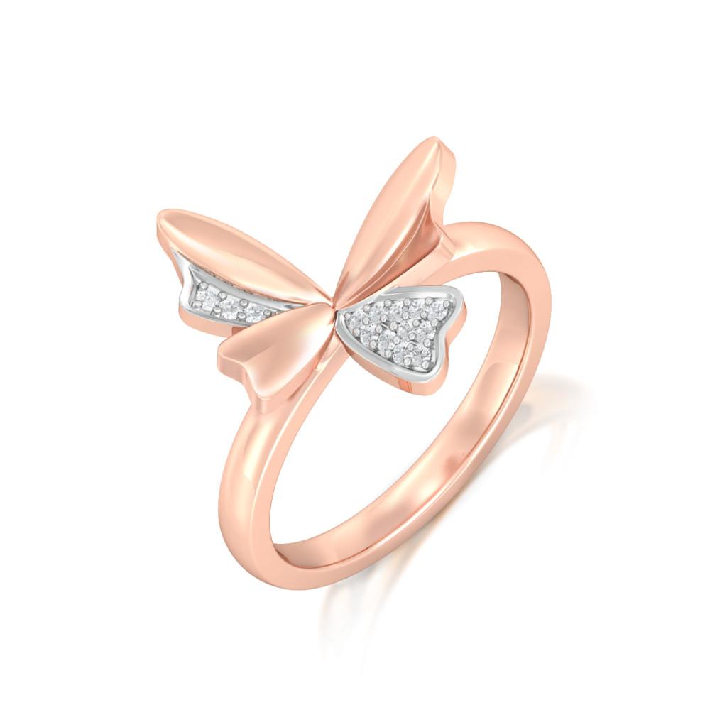 Pretty Muse Diamond Rings