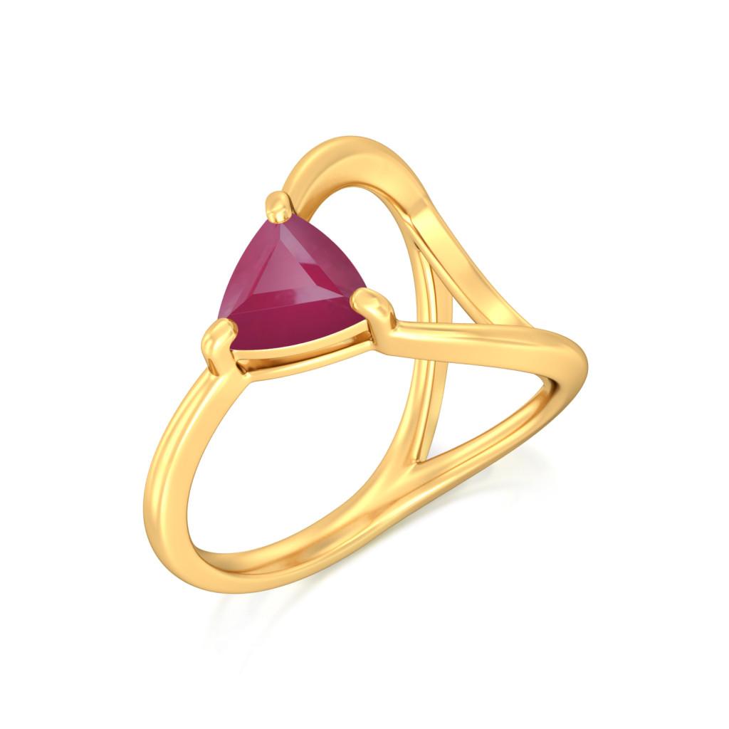 Parfait Cuvee Gemstone Rings
