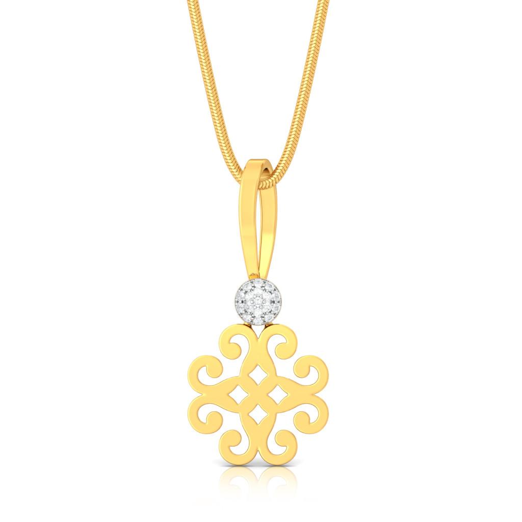 Bella Diamond Pendants
