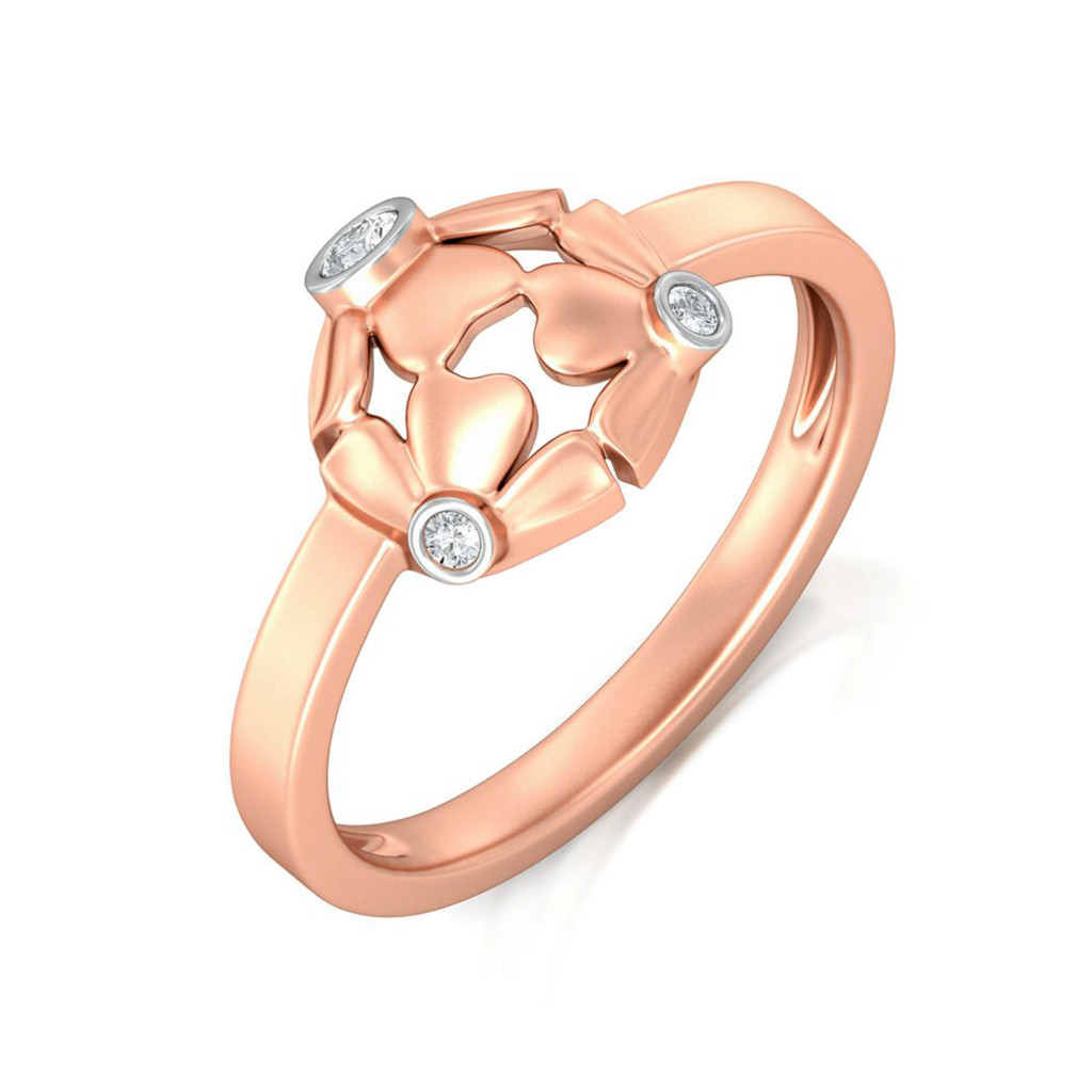 Azalea Diamond Rings