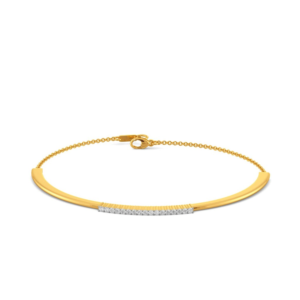 Lets Banglet Diamond Bracelets