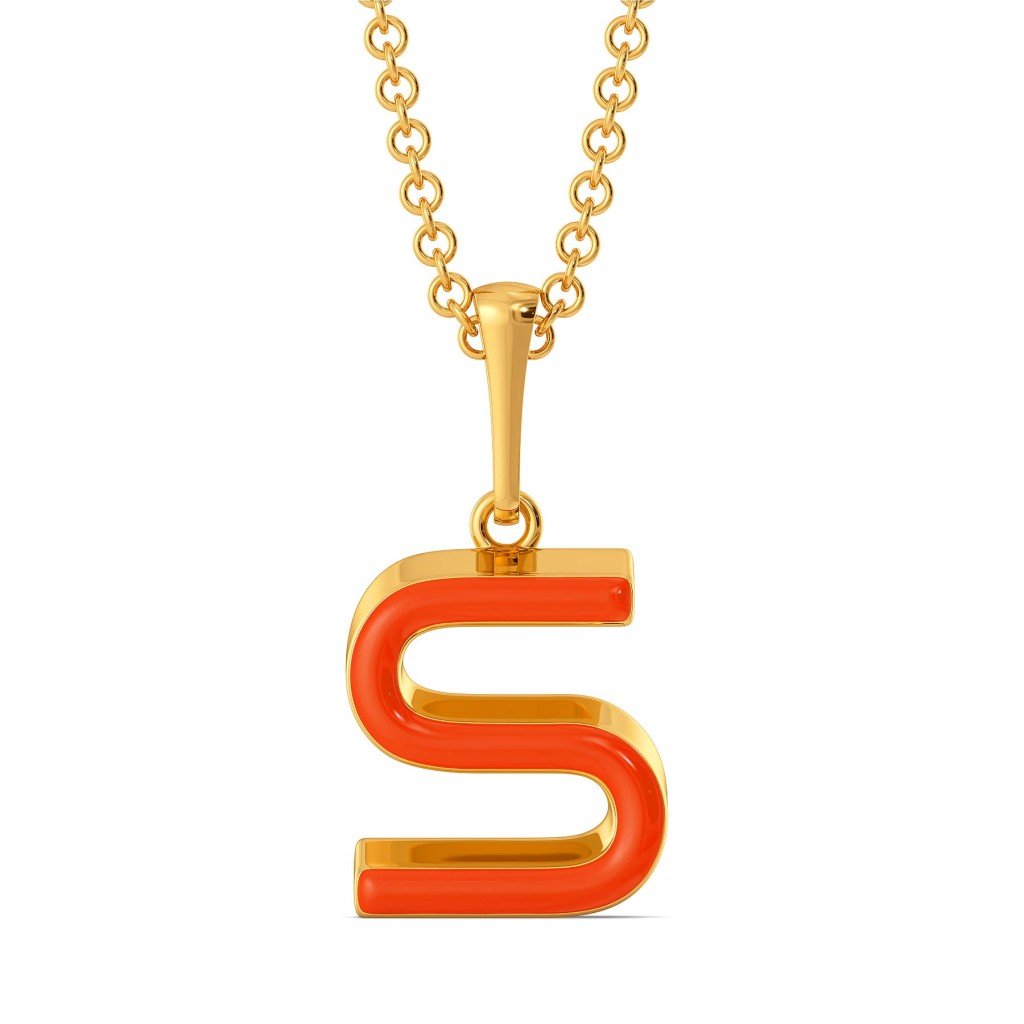 Sailing Sun Gold Pendants