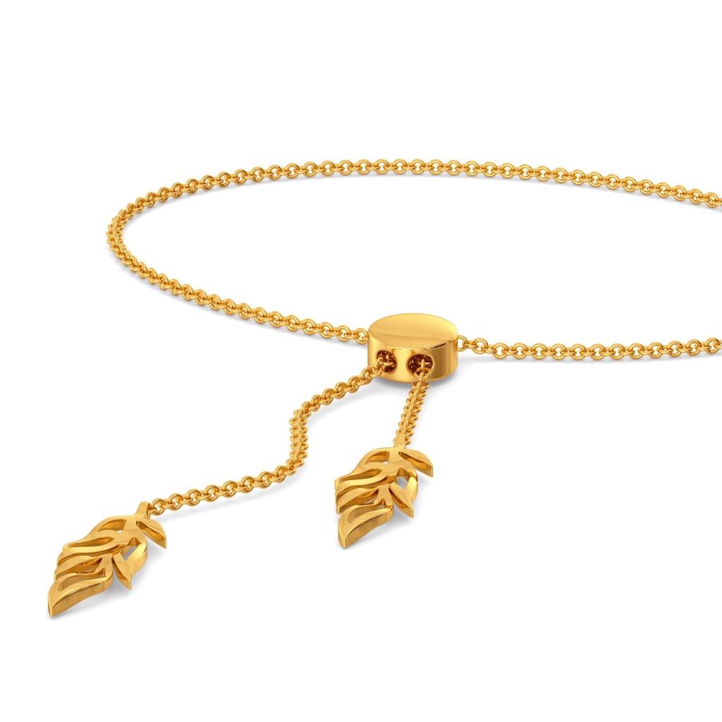 Feather Friends Gold Bracelets