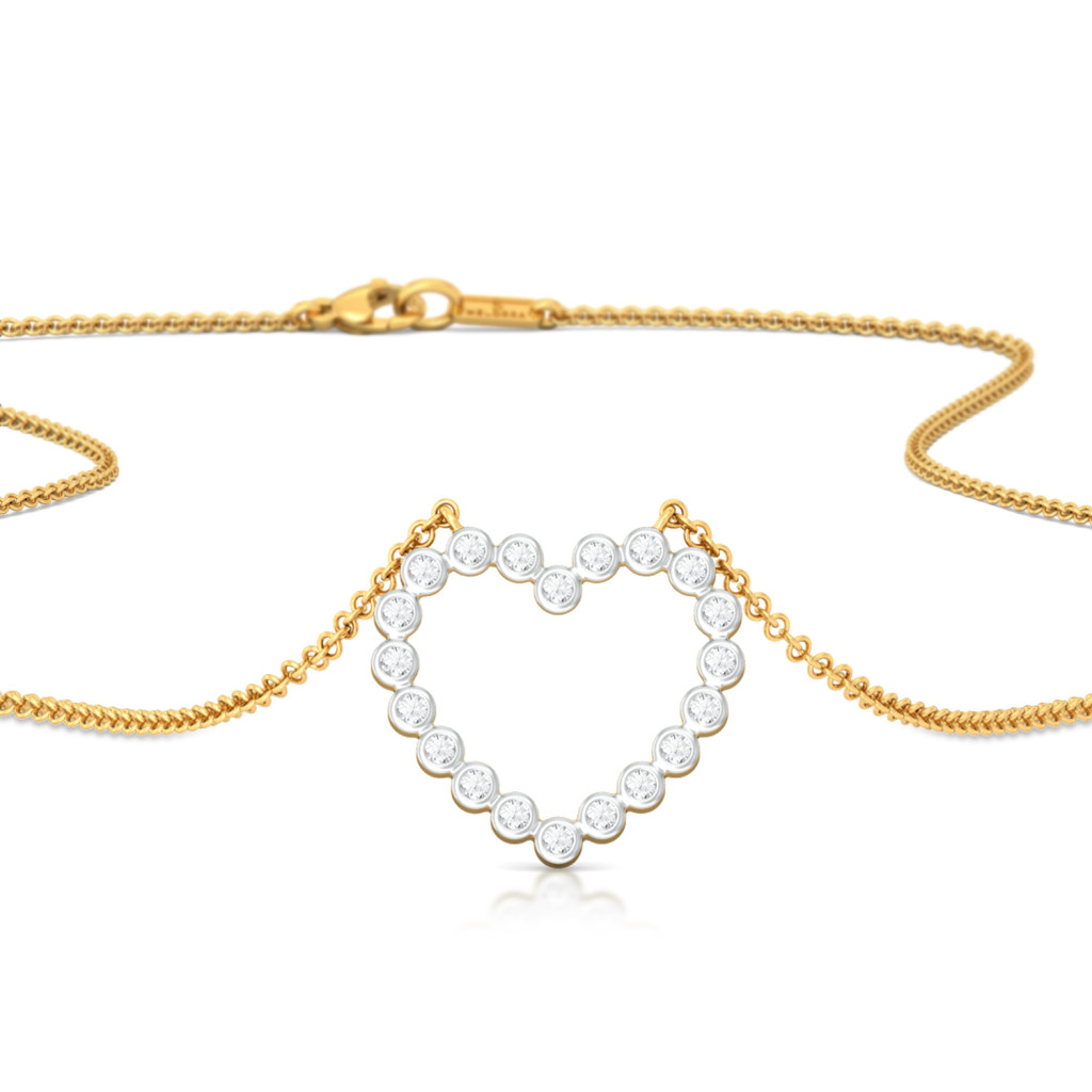 So Saccharine! Diamond Necklaces
