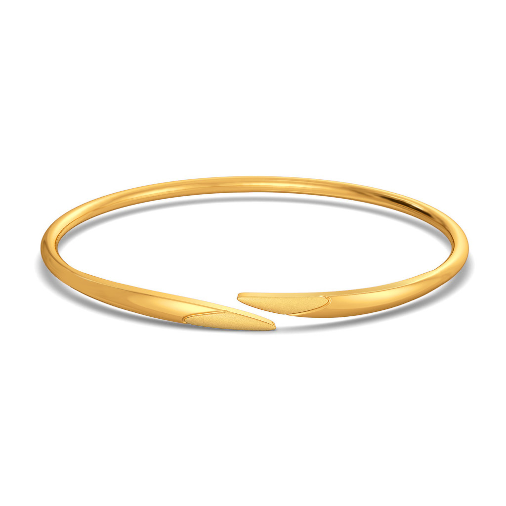 New Neutrals Gold Bangles