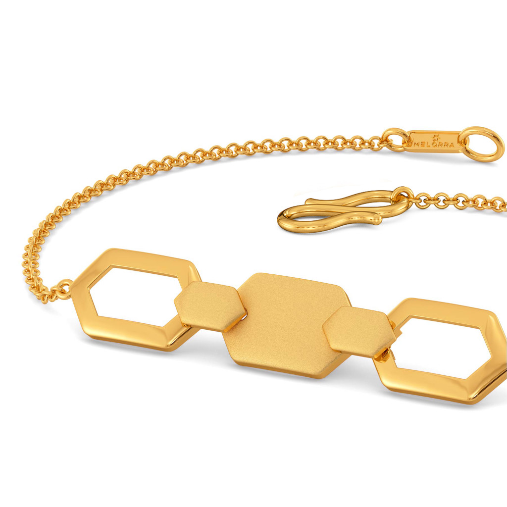 Refined Refresh Gold Bracelets