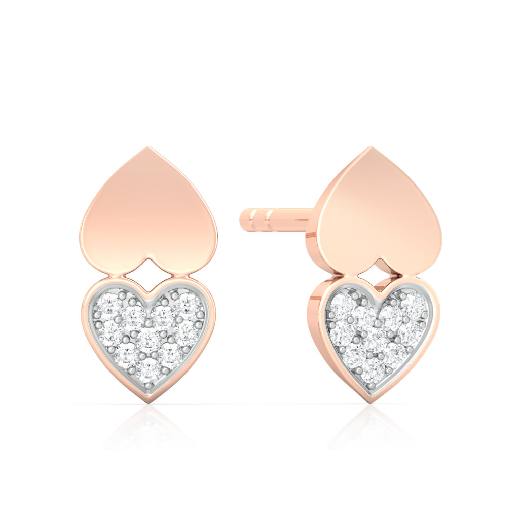 Smitten Kitten Diamond Earrings