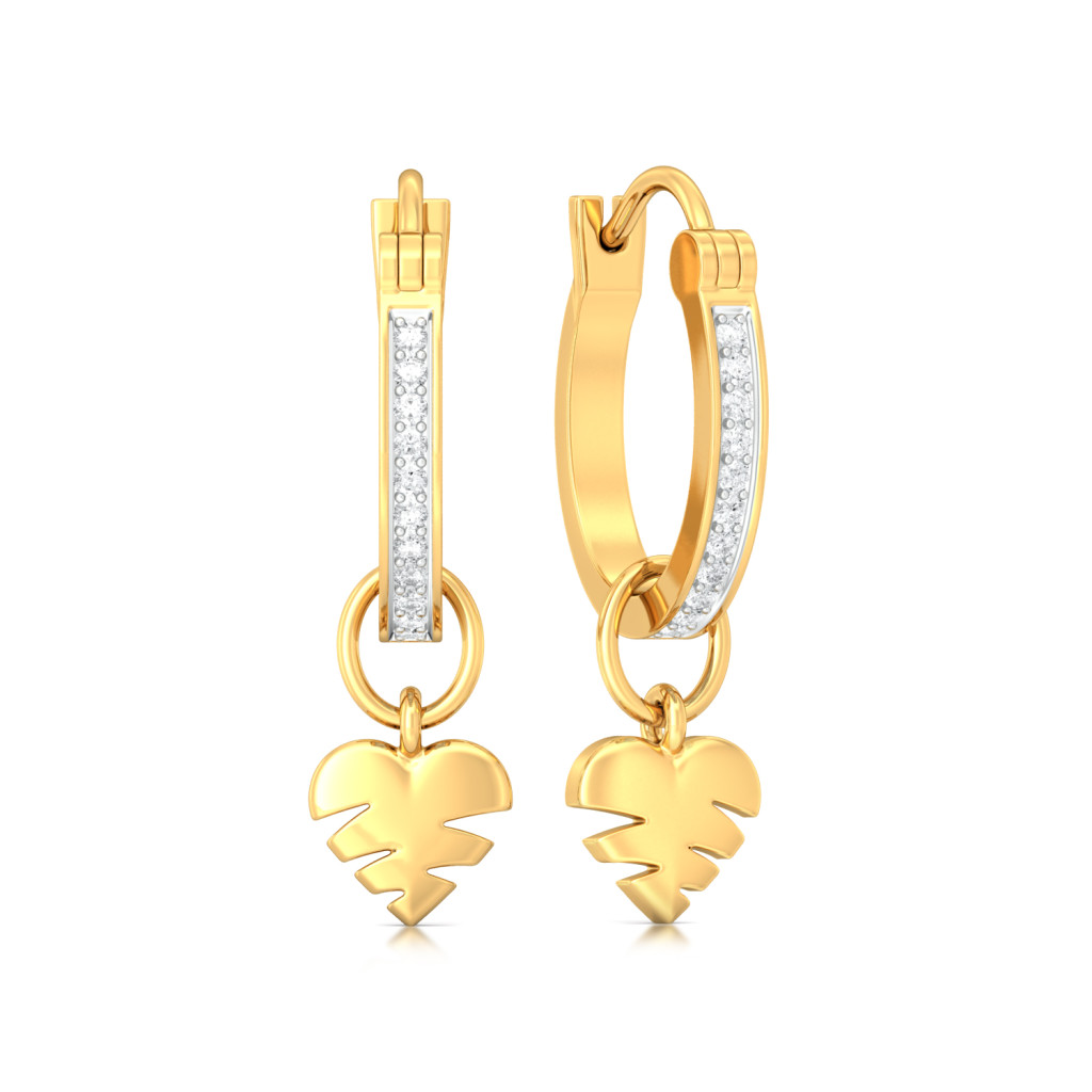 Love Struck Diamond Earrings