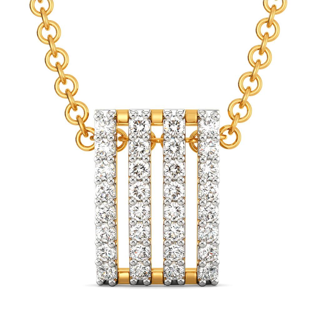 Dare to Scant Diamond Pendants