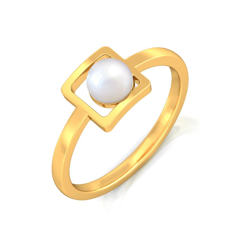 Purity Gemstone Rings