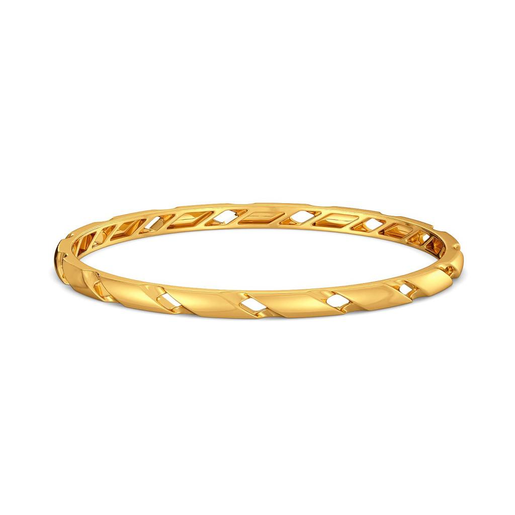 Ace of Base Gold Bangles