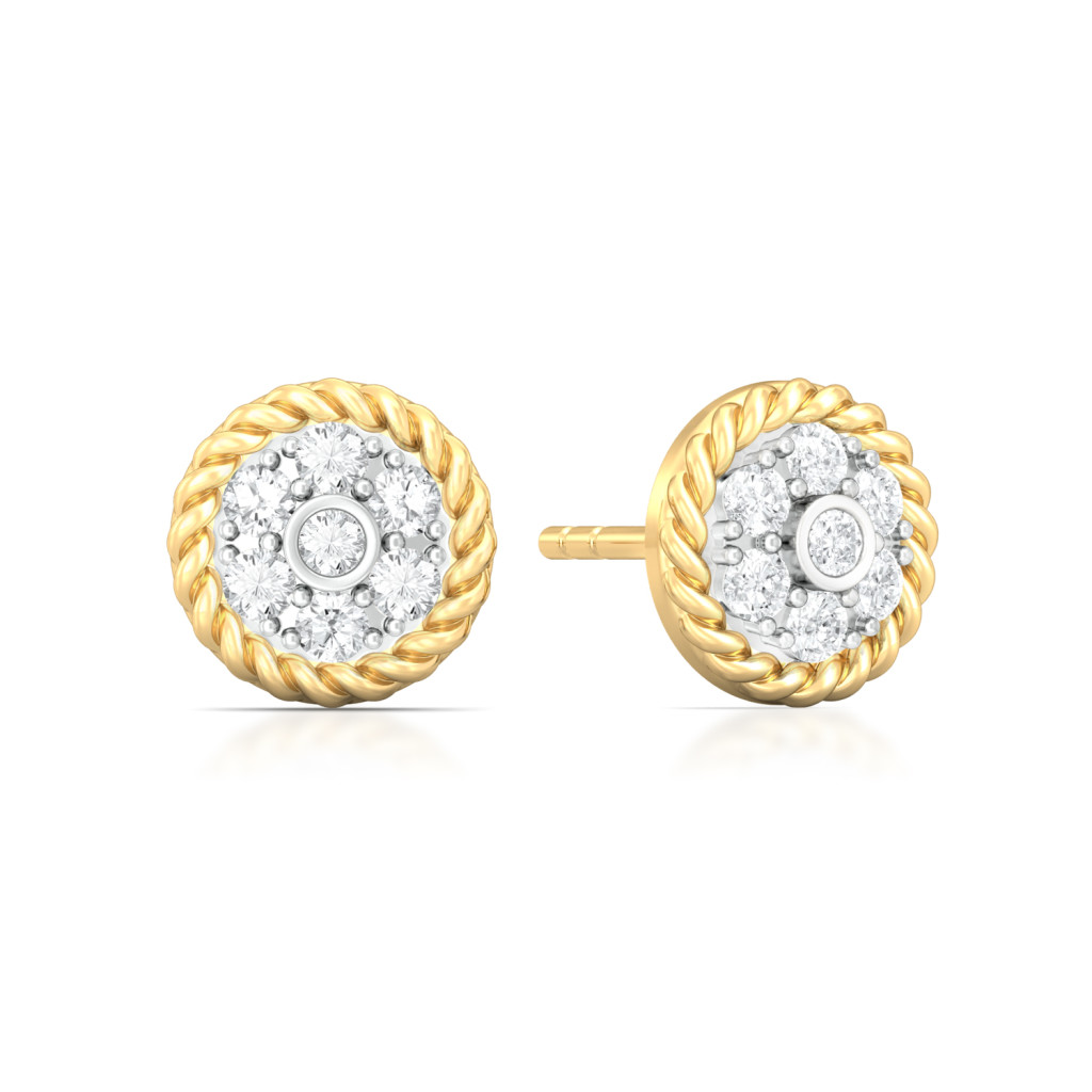 Seventh Heaven Diamond Earrings