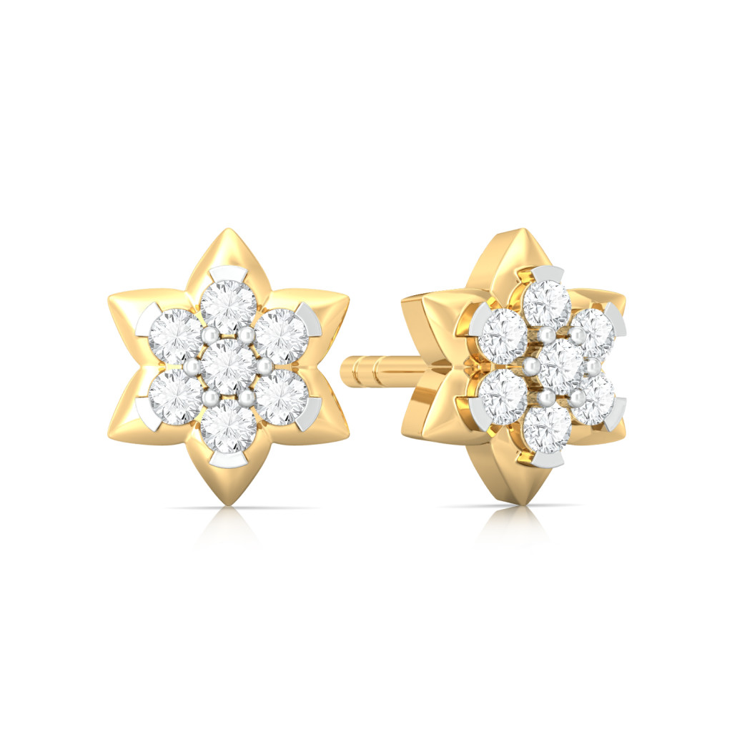 Sparkles  Diamond Earrings