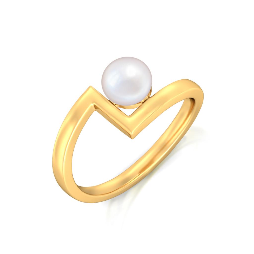 Pearl 2.0 Gemstone Rings