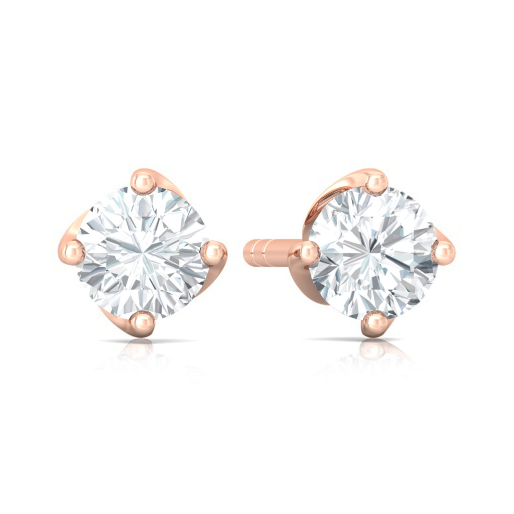 Sparklers Diamond Earrings