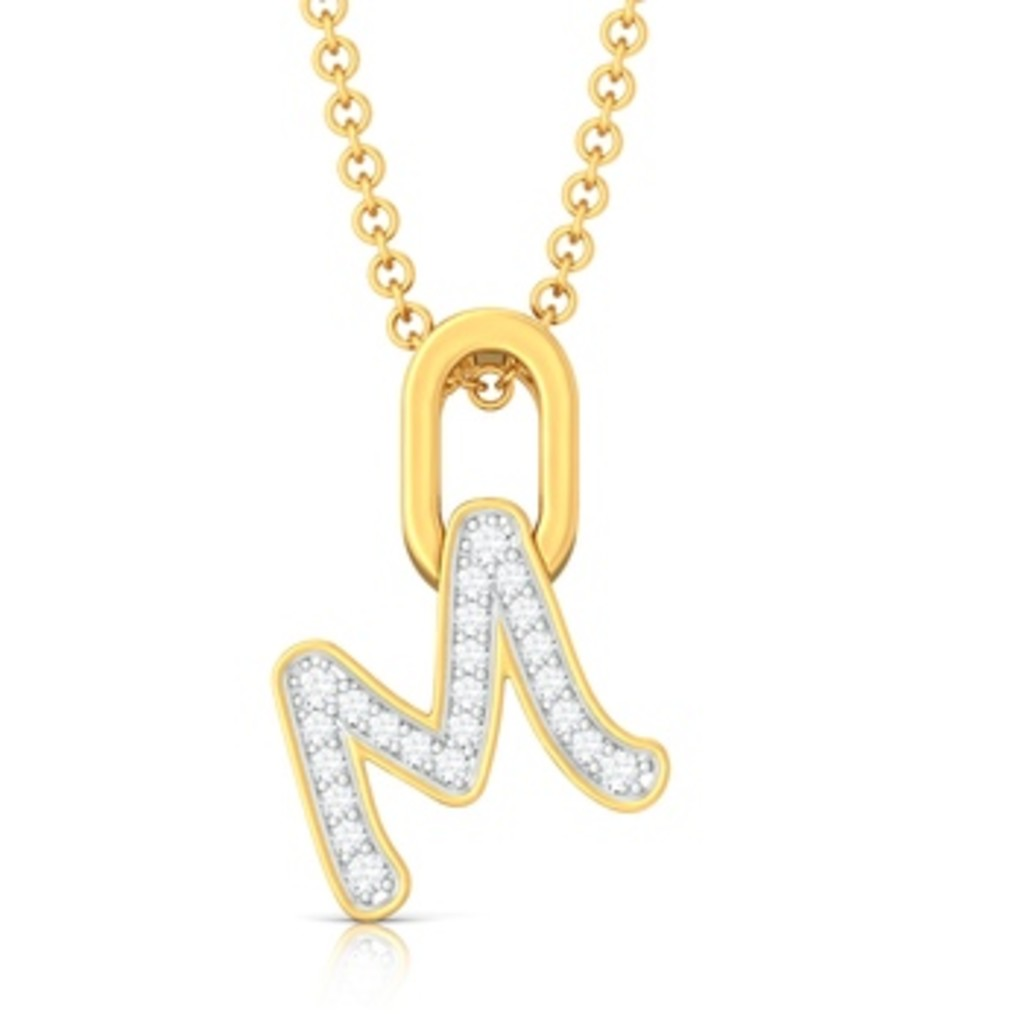 Mi Amore Diamond Pendants