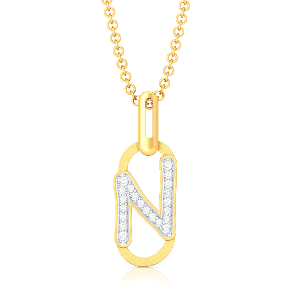Nirvana Diamond Pendants