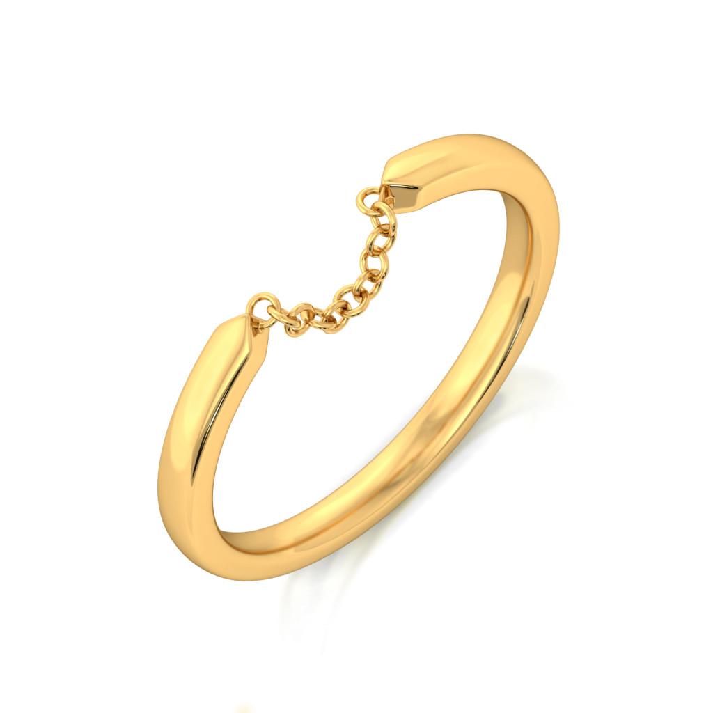 OTT Toss Gold Rings
