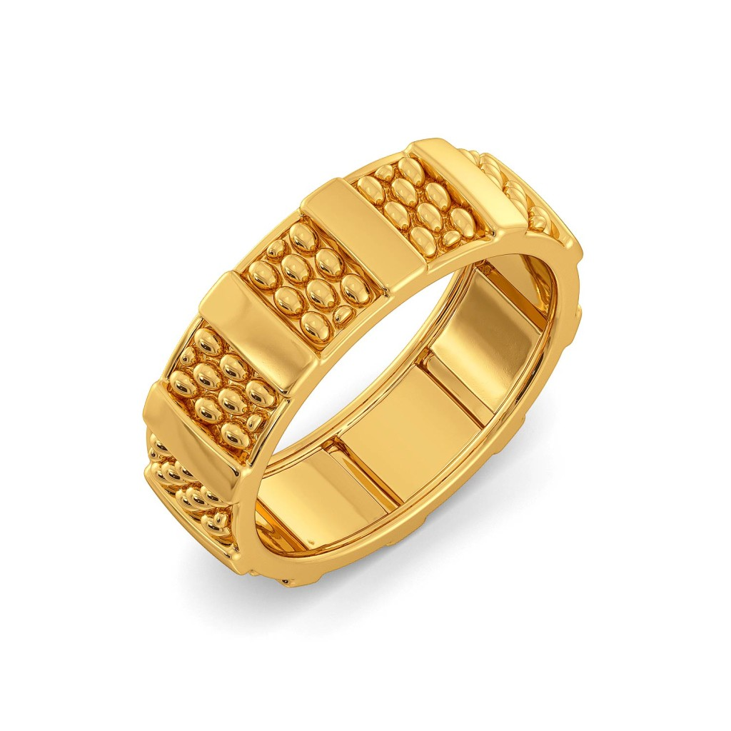The Tweed Trove Gold Rings