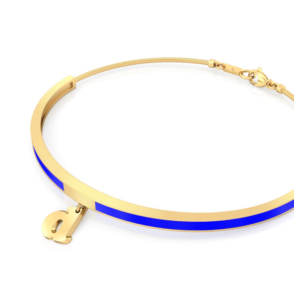 Drama queen Gold Bracelets