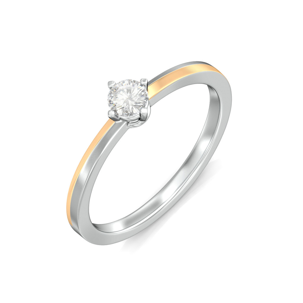 Pure Allure Diamond Rings
