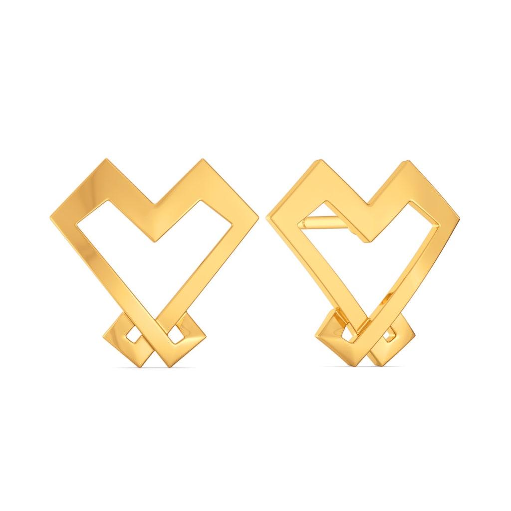 OTT Dote Gold Earrings