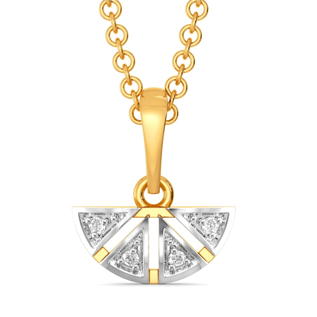 French Classics Diamond Pendants