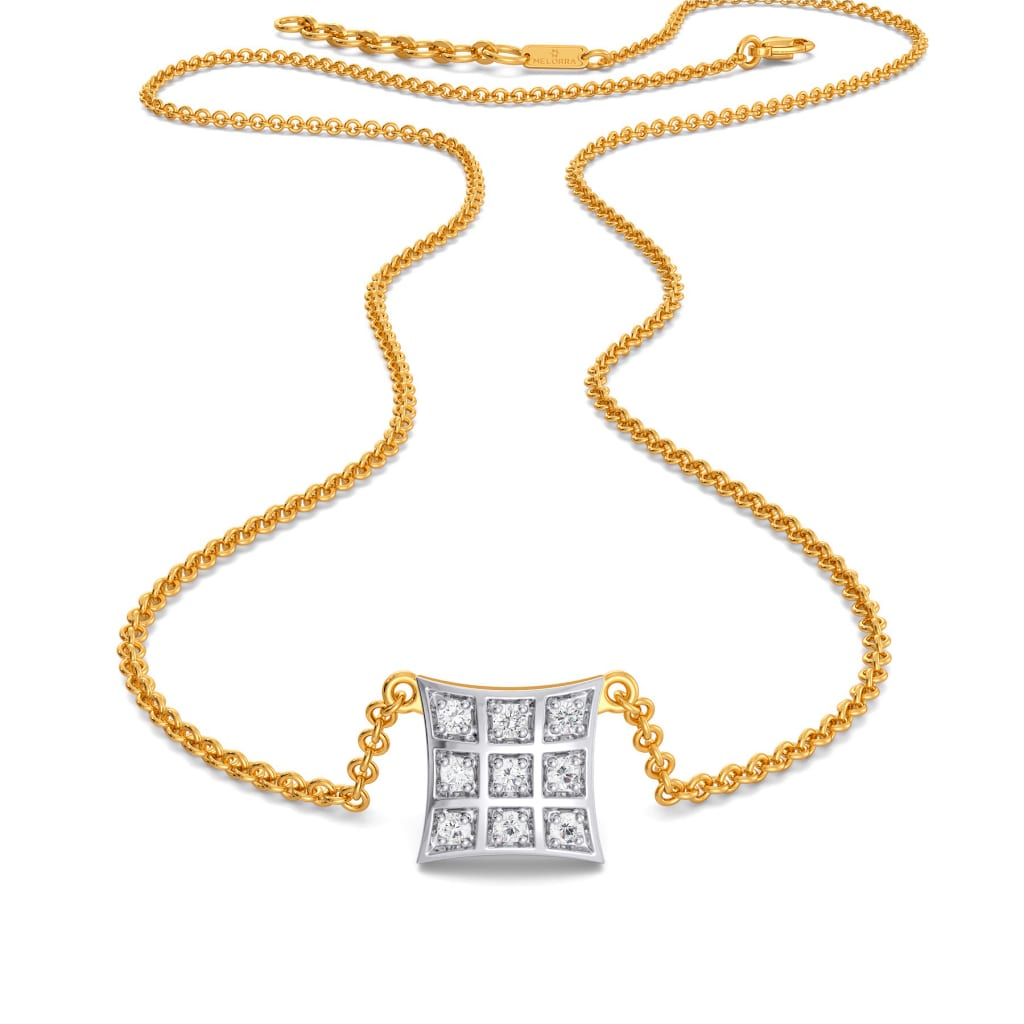Tattersall Tales Diamond Necklaces