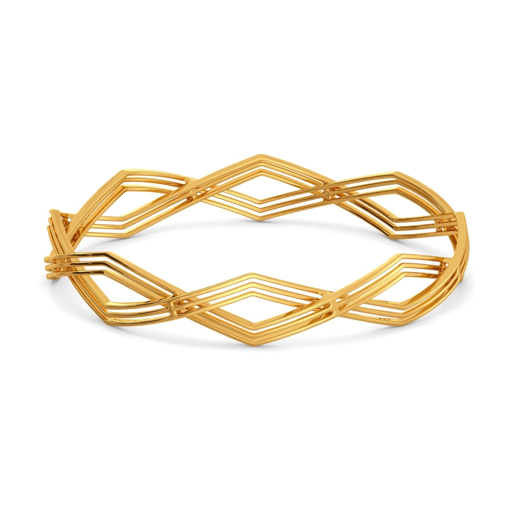 Gold Gowns Gold Bangles