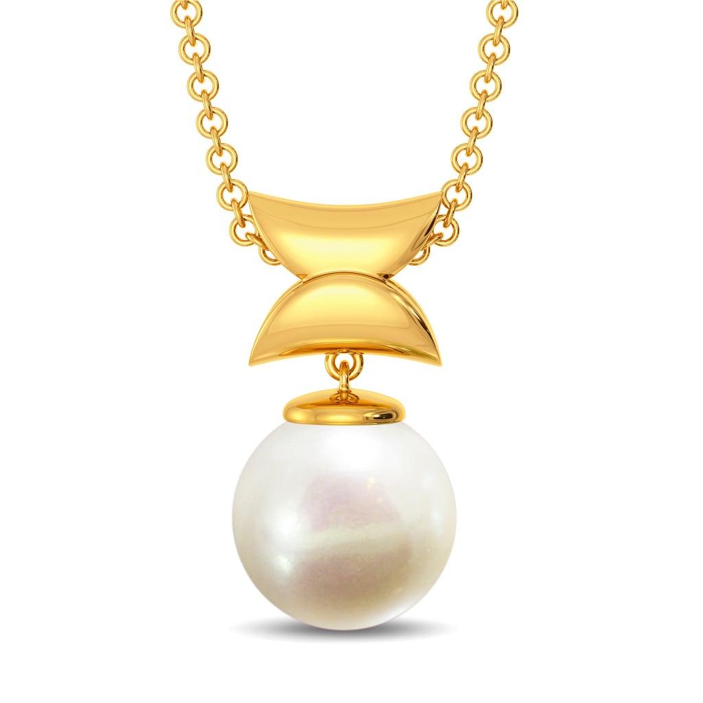 Dangle Dot Gemstone Pendants
