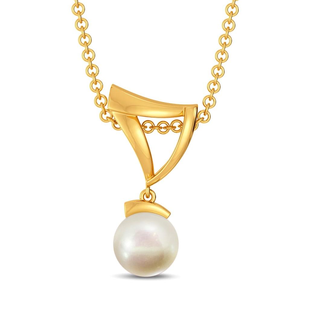 Hug A Pearl Gemstone Pendants