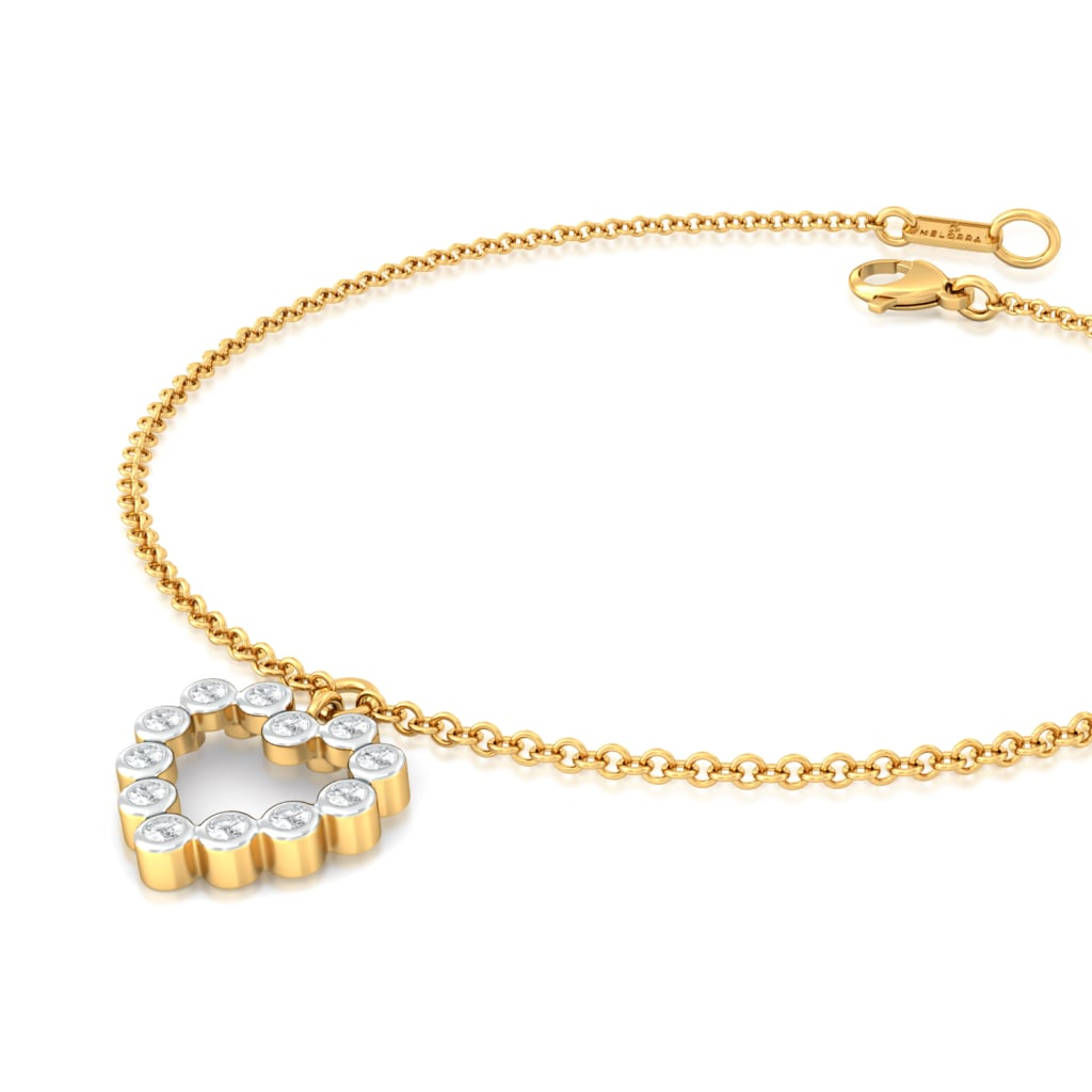 So Saccharine! Diamond Bracelets